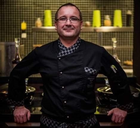 Chef Edmon Janouš